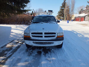 2001 Dodge Dakota - CONTRACTOR ~ PLUMBER ~ ELECTRICIAN