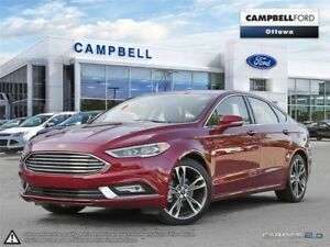 2017 Ford Fusion Titanium LOADED-AWD--GREAT BUY