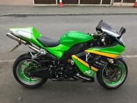 Kawasaki ZX 10R 998cc NINJA Custom 215 Bhp £3400 spent,9700 miles only