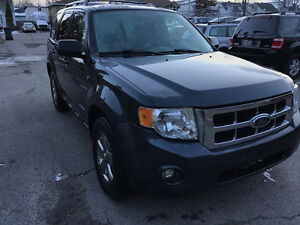 2008 Ford Esape xlt v6 automatic160000 km  (very clean)