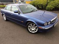 Jaguar 3.0 XJ6 4dr FULL LEATHER, 2 KEYS 2004 (04 reg), Saloon