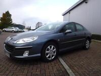 Peugeot 407 2.0 Auto Executive Left Hand Drive(LHD)
