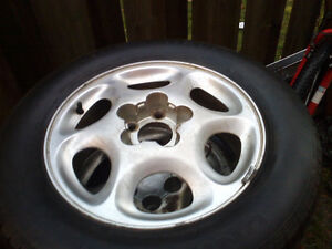 For Sale 2 brand new Motomaster AW2 & 2 goodyear tigerpaw tires London Ontario image 4