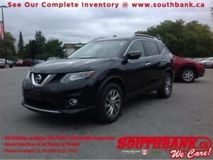 2015 Nissan Rogue SLPremium Package