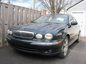 2004 Jaguar X-TYPE 3.0 Sedan