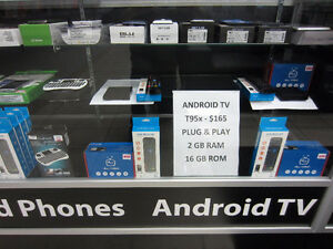 TX5 PRO ANDROID TV BOX IN STORE, TAX INCL, 1 YEAR WARRANTY Cambridge Kitchener Area image 1
