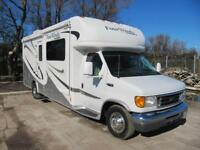 Ford Fourwinds Siesta 24BB RV Motorhome For Sale Ref 14418