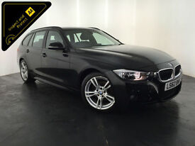 2012 62 BMW 320D M SPORT TOURING ESTATE 1 OWNER SERVICE HISTORY FINANCE PX