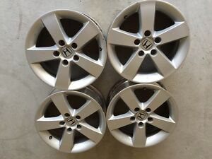 "Honda CIVIC RIMS 16"" OEM"