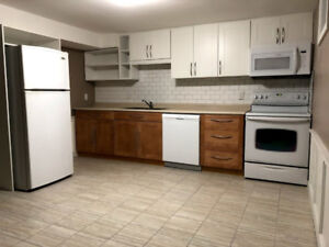 Newly renovated 2 bedroom basement suite