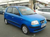 2006 HYUNDAI AMICA 1.1 GSI From GBP1,995 + Retail Package
