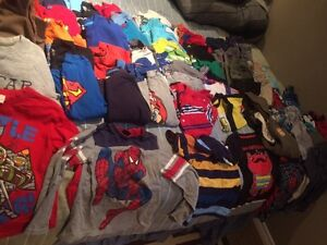 Boys size 5 lot