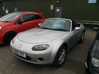 2006 Mazda MX-5 1.8i 2 lady owners from new,