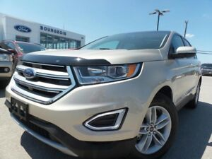 2018 Ford Edge SEL 2.0L ECO 201A