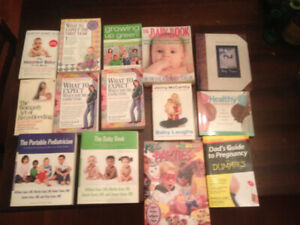 Baby book collection (14)