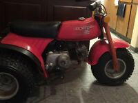 2 mini trikes trike 3 86 Yamaha yz 125s gear and more