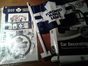 Toronto Maple Leafs Car Decorating Kit