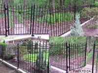 railings, fences, gates, stairs, chain links FWCLTD.CA