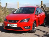 SEAT Ibiza Tsi Act Fr Edition 3dr PETROL MANUAL 2014/64