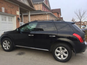 2007 Nissan Murano SUV FOR SALE- SERIOUS INQ ONLY