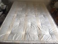Good quality second-hand double bed