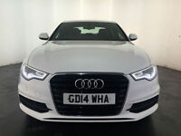 2014 AUDI A6 S LINE ULTRA TDI 1 OWNER SERVICE HISTORY FINANCE PX WELCOME