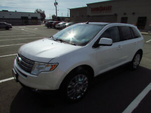 SOLD 2010 Ford Edge Ltd AWD Nav Tow Pkg Mint Condition