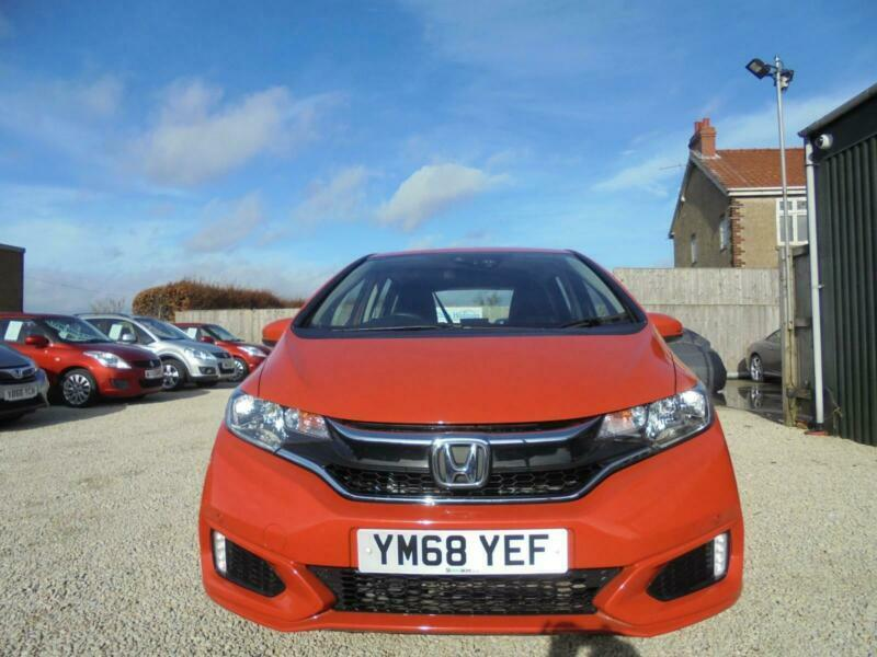 Honda Jazz 1.3 i-VTEC (101 bhp) SE Petrol One Owner ONL:Y 23,903 miles FSH