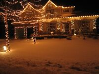Christmas Lighting Installers Wanted (up to $26/hr)