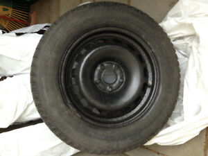 16 inch tire rims (tires included)