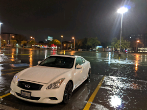 Infiniti G37S Coupe 6MT