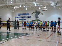 SUMMER VOLLEYBALL CAMPS!