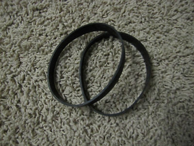 2 Vacuum Belts replaces Sears Kenmore 744518 - 5272 fits model number 1163916480