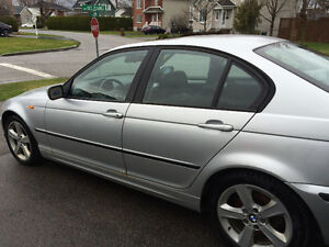 2005 BMW 3-Series Berline