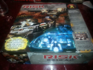 Risk 2210 A.D   - Complete and in Great condition