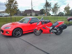 2005 Honda Interceptor VFR ABS
