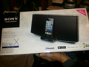 Sony bluetooth sound bar  Series X - iPhone ipad android