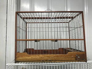 Hand made cage for sale