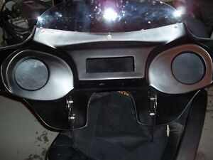 Batwing fairing , and other parts for an H-D