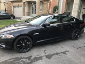 2013 Jaguar XF 3.0L Supercharged AWD