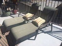Chaises longues / Deck Chairs