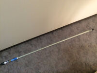IDEAL #31-633 Fiberglass Fishing Poles