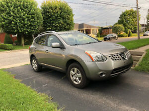 Voiture Nissan Rogue S AWD 2009