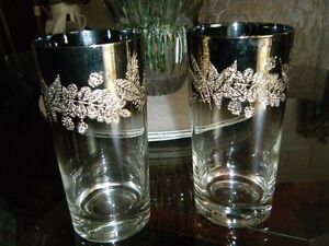 sterling silver trimmed  GLASSES