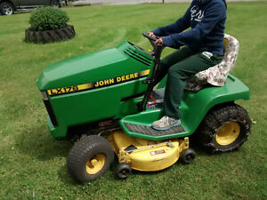 John Deere LX176 lawn tractor  -- $5,000 or best offer