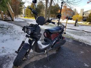 E-bike  Emmo Eagle  parts