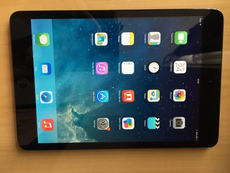 iPad mini 1st Generation Excellent condition please read descriptionin Luton, BedfordshireGumtree - iPad mini 116GB Excellent condition Left hand keypad can sometimes play upOtherwise the iPad works great iPad only no accessories Will be chargedCan deliver Sold as Seen No returns £100