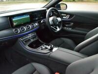 2021 Mercedes-Benz E Class E 220 d AMG Line Auto Convertible Diesel Automatic