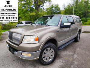 LINCOLN MARK LT, 4x4, 5.4L V8, MINT, RARE FIND