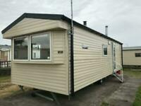 SPECIAL OFFER CHEAP STATIC CARAVAN FOR SALE 2017 MODEL EX DEMO INCLUDING FEES!